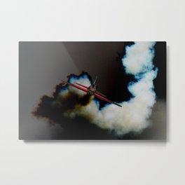 Flight 3 Metal Print