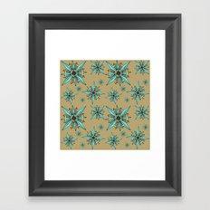 COMPASS Framed Art Print