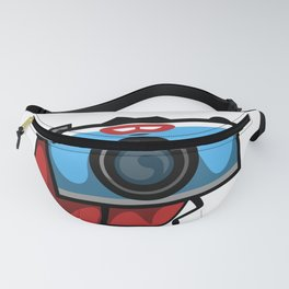 Photography - freeze time and your superpower? Fanny Pack