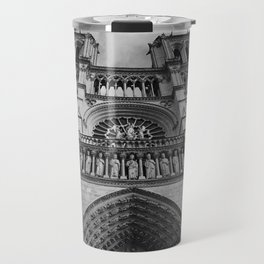Notre Dame (looking up) Travel Mug
