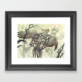 Artificial Habitat Framed Art Print
