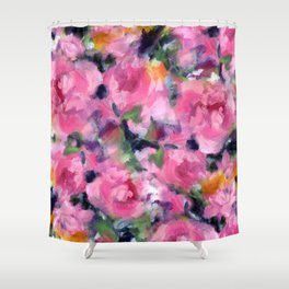 Roses, Roses Shower Curtain