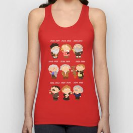science for nerds  Unisex Tank Top