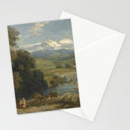 David Cox, R.W.S BIRMINGHAM 1783 - 1859 LANDSCAPE Stationery Cards