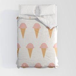 Strawberry Ice-creams Comforters