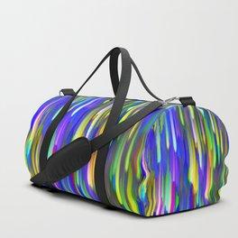 Colorful digital art splashing G394 Duffle Bag