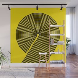 wobbly 9 Wall Mural