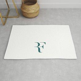Roger Federer Logo Rug
