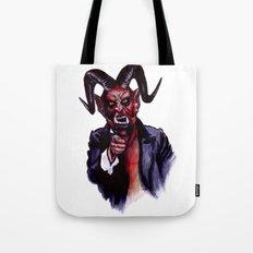Uncle Satan Tote Bag