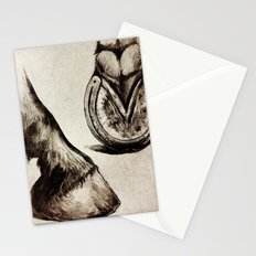 Horse Feet Stationery Cards
