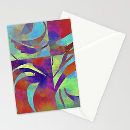 Color move I Stationery Cards