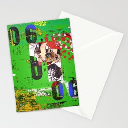 With Or Without You Stationery Cards