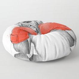 boxer Floor Pillow
