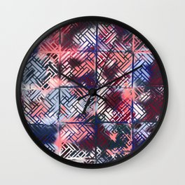 trap door Wall Clock