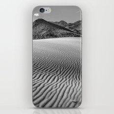 Windy traces. Past dreams iPhone & iPod Skin