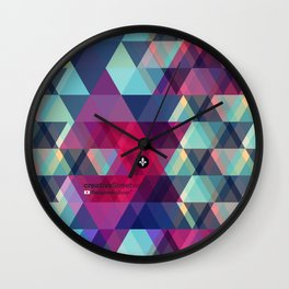 Try Pixworld Wall Clock