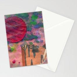 Io's Jovian Dawn Stationery Cards