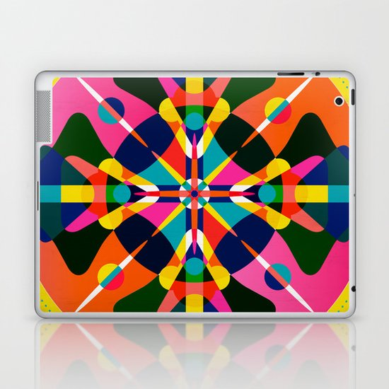 Compass, Palette 1 Laptop & iPad Skin