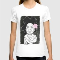 basquiat T-shirts featuring Basquiat by DonCarlos