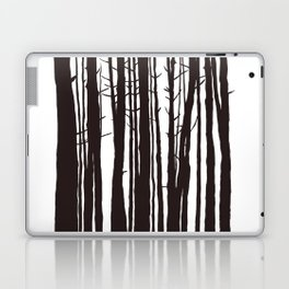The Trees and The Forest Laptop & iPad Skin