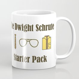 Starter Pack Coffee Mug
