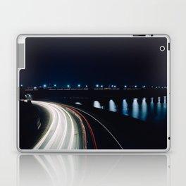 Ohio Drive and the Memorial Bridge Laptop & iPad Skin