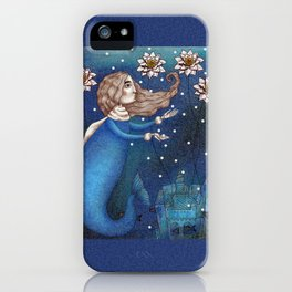 The Mermaid's Lake--The Underwater Palace iPhone Case