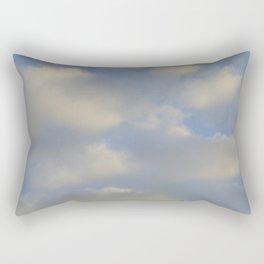 Cloudy Days Rectangular Pillow