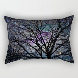 gorgeous darkness Rectangular Pillow