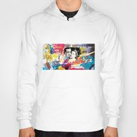 casablanca Hoodies featuring Casablanca by Paky Gagliano