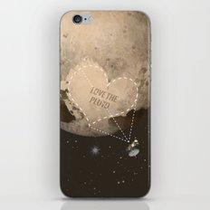 Love the Pluto iPhone & iPod Skin