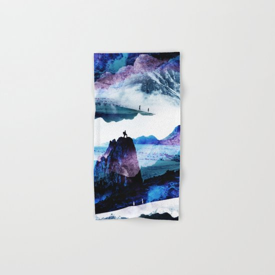 Neptune Hike Hand & Bath Towel