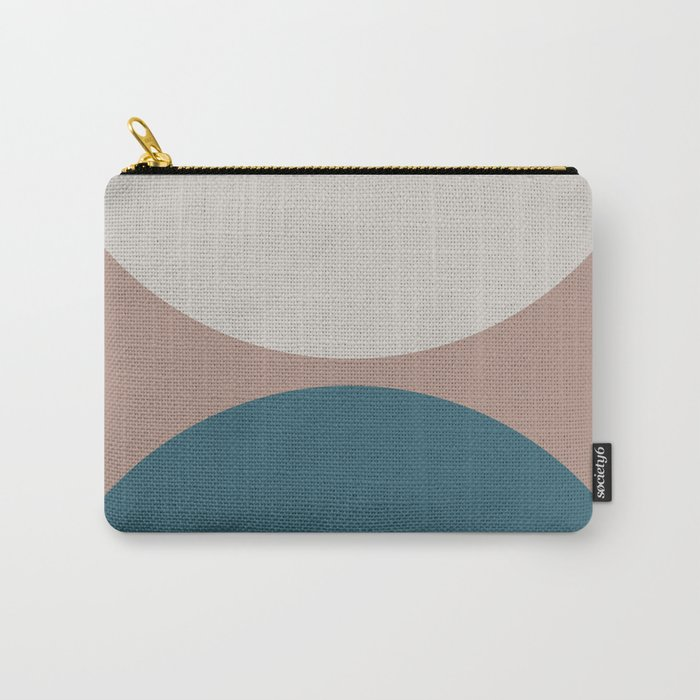 Abstract Geometric 23 Carry-All Pouch