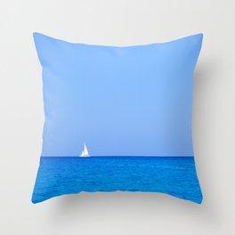 Cavo Greco II Throw Pillow
