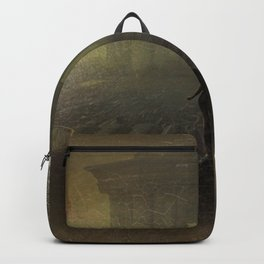 Awakenings (The World Is Yours) landscape painting Backpack