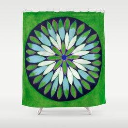 Botanical Refletions Shower Curtain