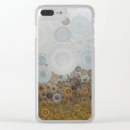 :: Fog Delay :: Clear iPhone Case