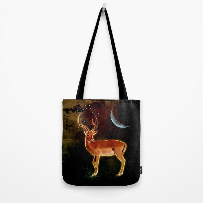 Wonderful antelope Tote Bag