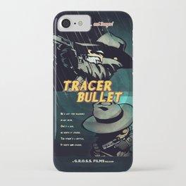 Calvin & Hobbes: Tracer Bullet Film Noir iPhone Case