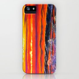 JONES BEACH AT SUNRISE iPhone Case