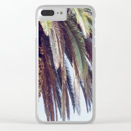 That Cali Life, No. 2 Clear iPhone Case