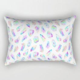 Aura Polygons Rectangular Pillow