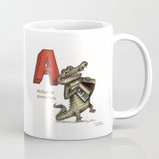 Animals & Instruments ABCs – A Coffee Mug