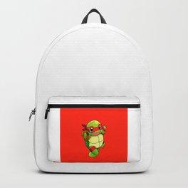 TMNT_POKET_MONSTER_RED Backpack