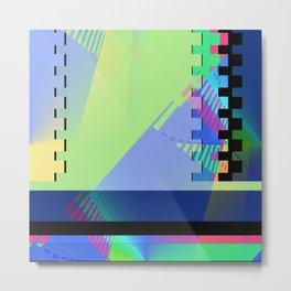 Pattern 2016 022 Metal Print