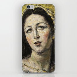 Immaculate Conception iPhone Skin