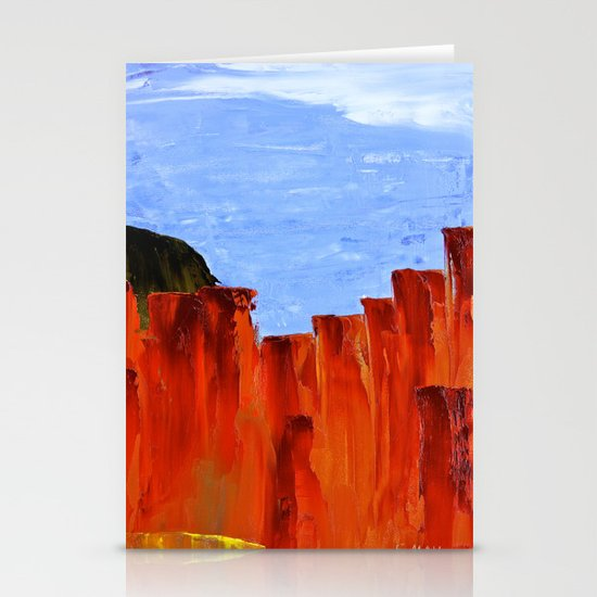 High Desert Canyons Stationery Cards