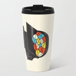 Vader Phrenology Travel Mug