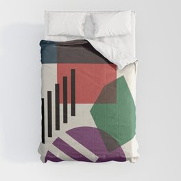 Abstract No.3 Comforters