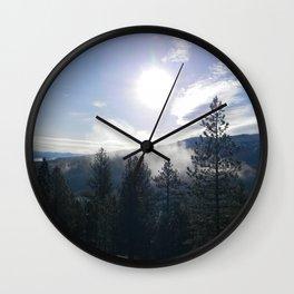 Lolo, MT Wall Clock